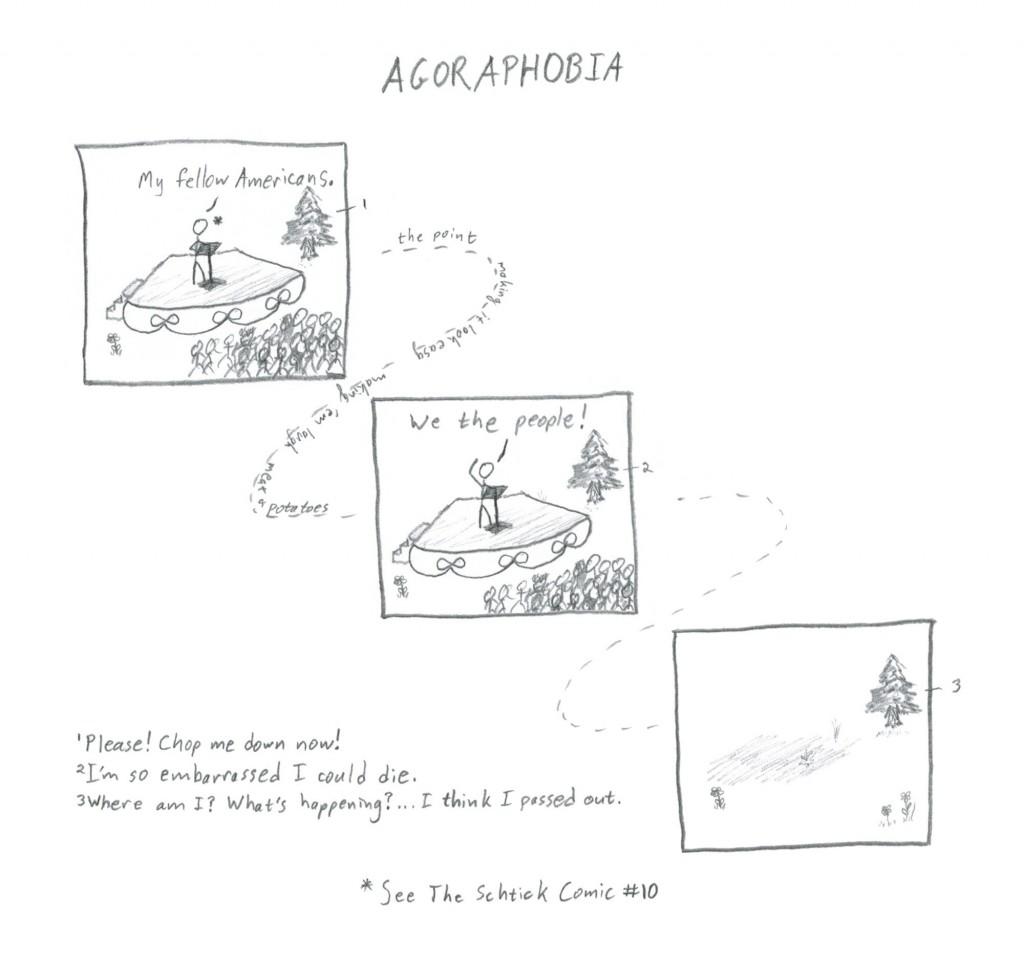 62. Agoraphobia
